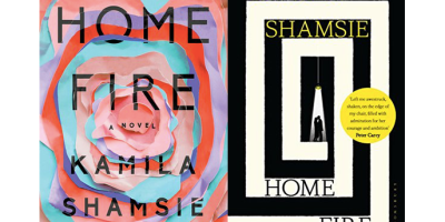 Book Review Home Fire by Kamila Shamsie