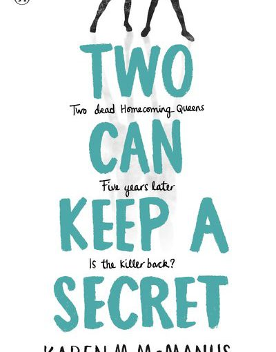 Review Two Can Keep A Secret by KM McManus